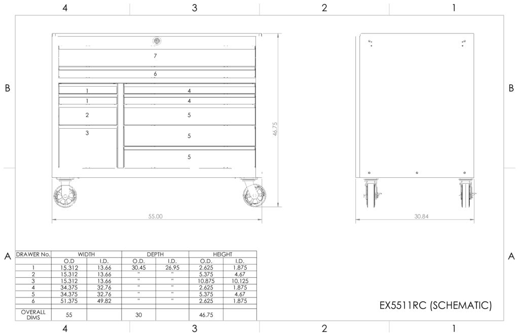 thumbnail of EX5511RC (SCHEMATIC)