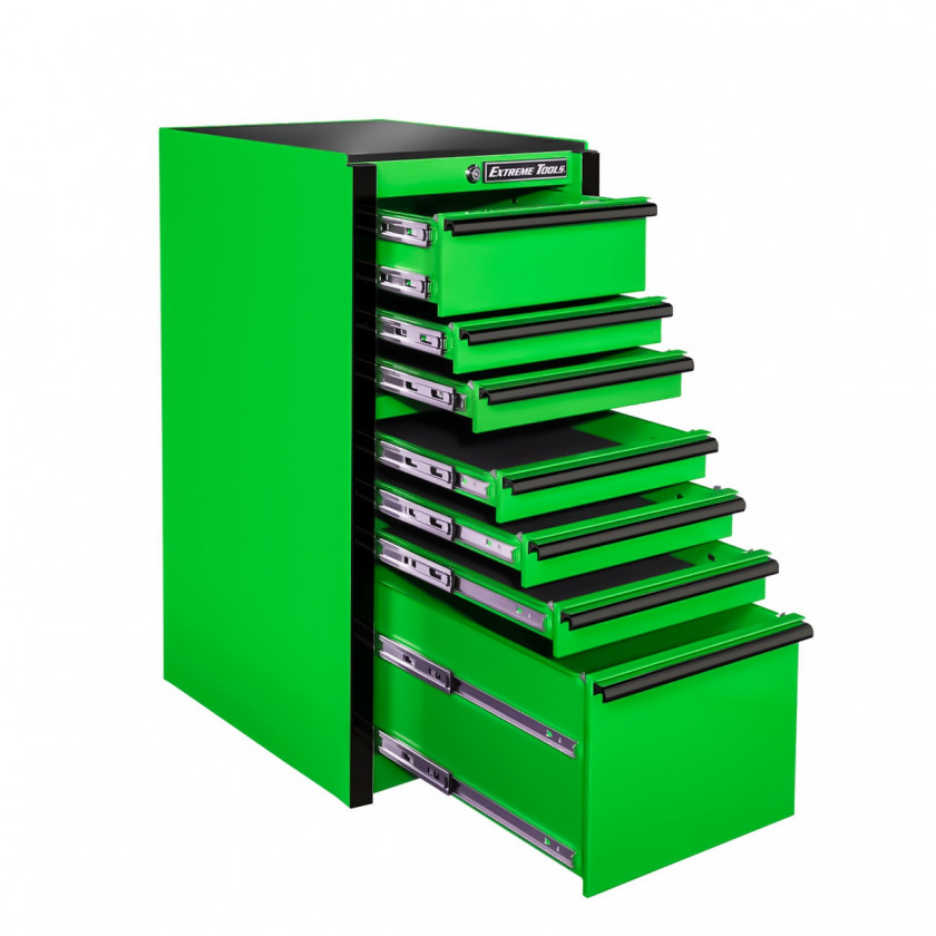 19 Inch 7 Drawer Professional Side Box