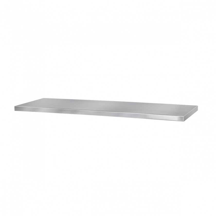 55 inch x 25 inch Stainless Steel Top