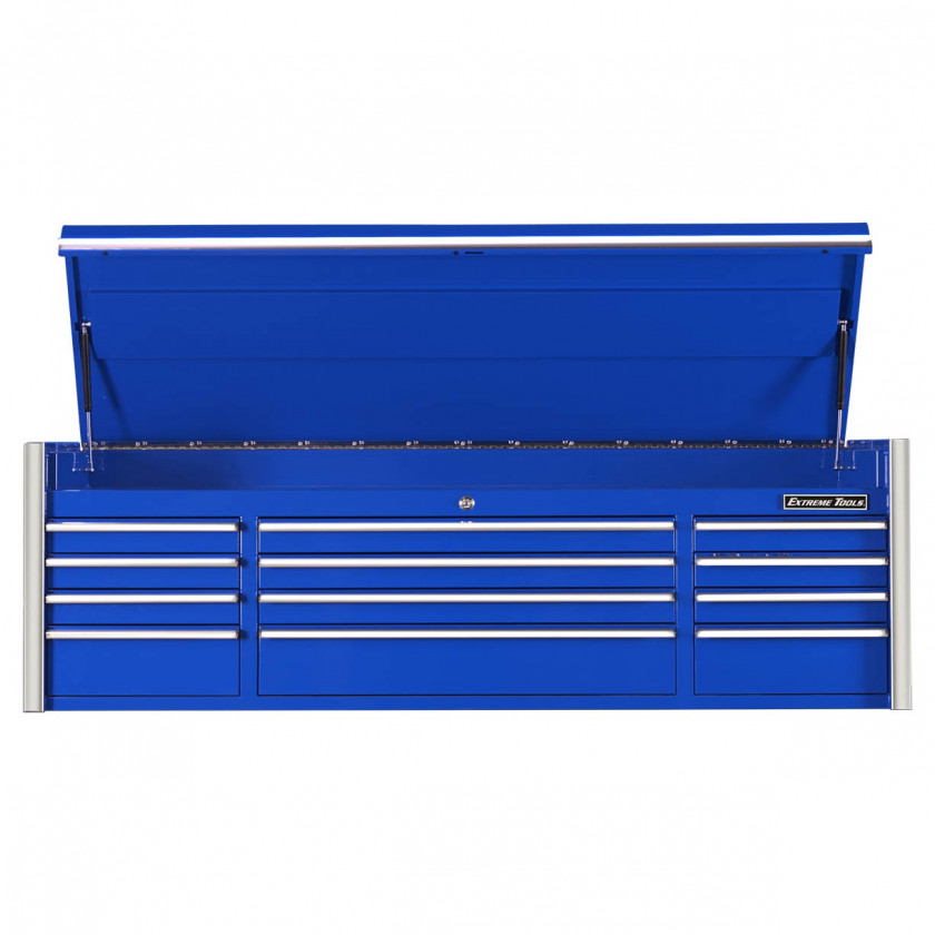 72 inch 12 Drawer Top Chest