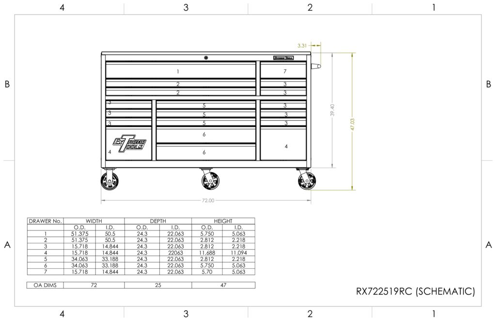 thumbnail of RX722519RC (SCHEMATIC)