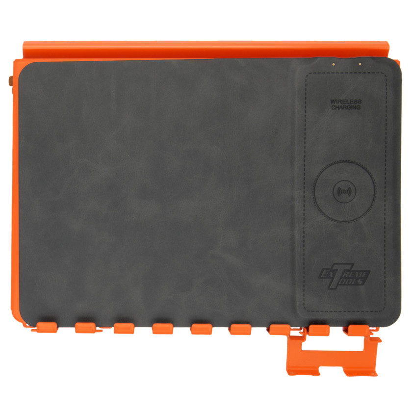 Media-Tech Holder with Phone Charging Pad